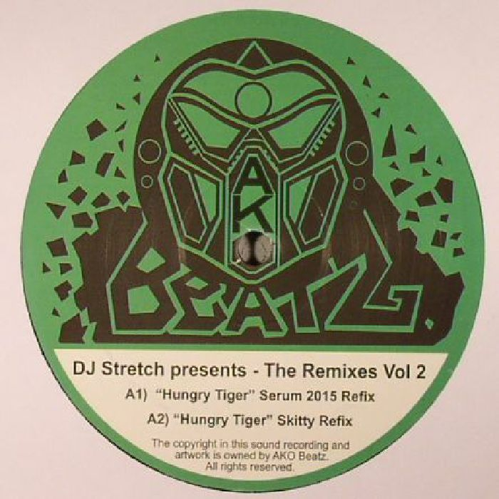 DJ Stretch - Hungry Tiger (Remixes)