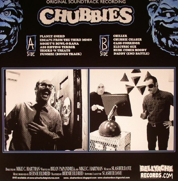 DAVE, Slasher - Chubbies (Soundtrack)