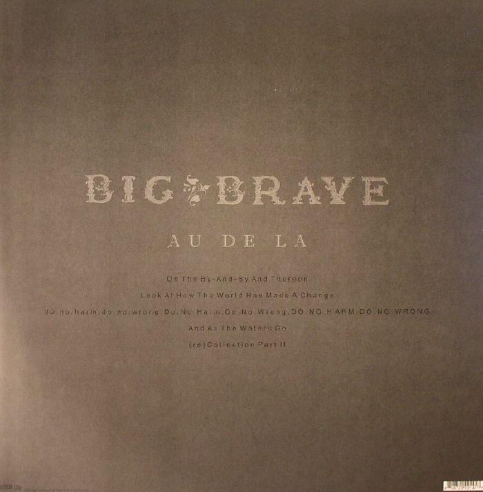 BIG BRAVE - Au De La