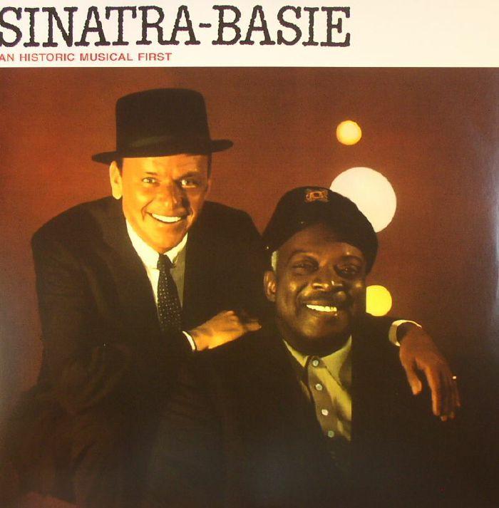 SINATRA, Frank/COUNT BASIE - Sinatra Basie: An Historic Musical First