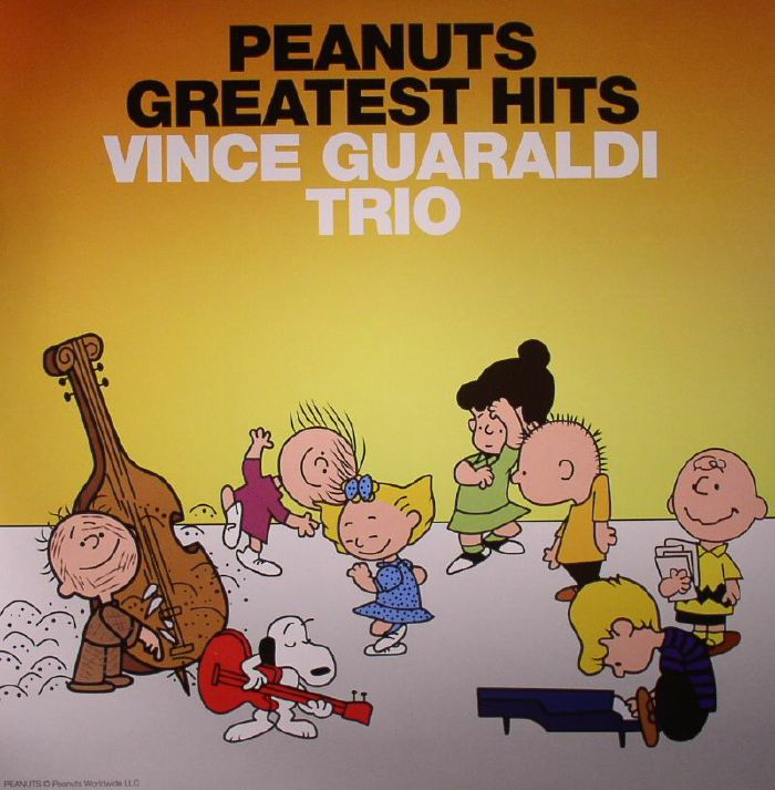 Vince Guaraldi Trio Peanuts Greatest Hits Vinyl At Juno