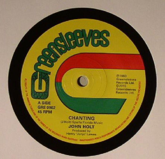 HOLT, John/ROOTS RADICS - Chanting