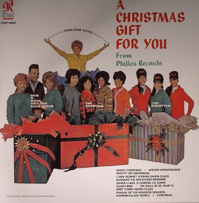 VARIOUS - A Christmas Gift For You From Phil Spector