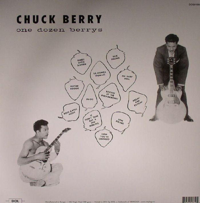 BERRY, Chuck - One Dozen Berrys