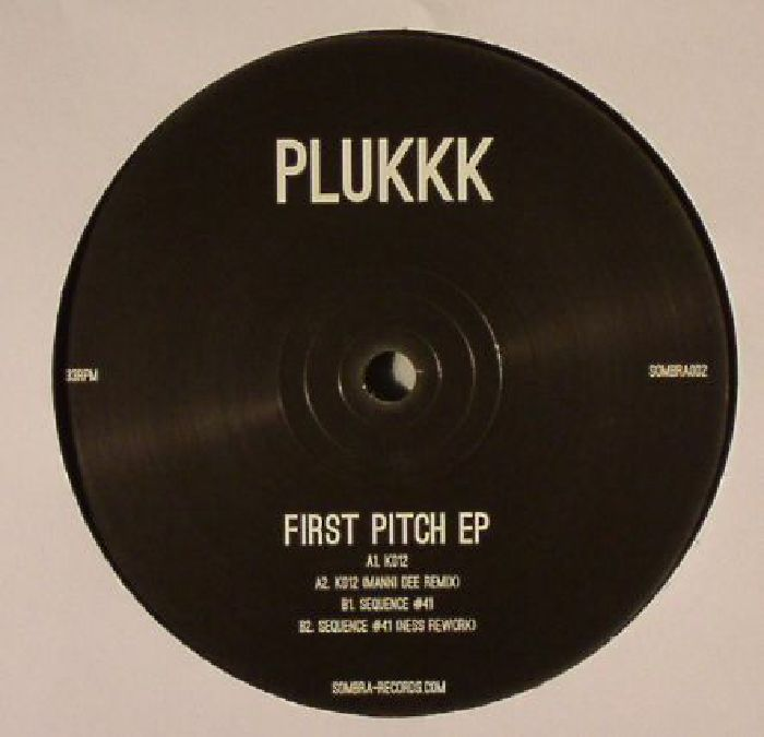 PLUKKK - First Pitch EP