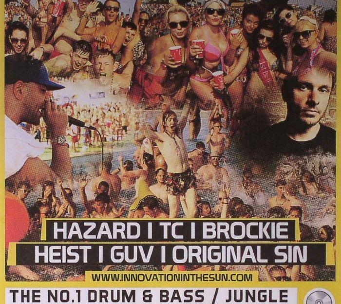HAZARD/HEIST/ORIGINAL SIN/GUV/TC/BROCKIE - Innovation: In The Sun 15 Pack 2