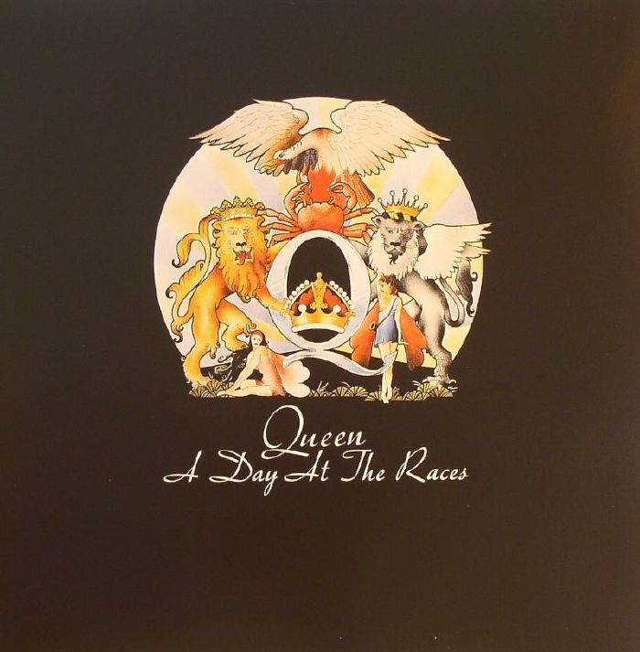 Queen A Day At The Races Halfspeed Mastered Vinyl At