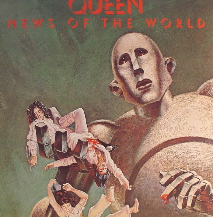 QUEEN - News Of The World (half speed mastered)