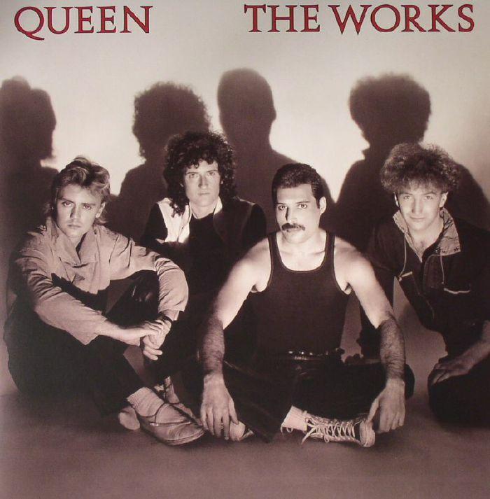 QUEEN - The Works (halfspeed mastered)