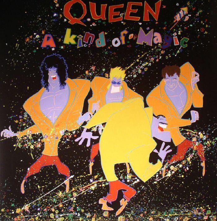 Queen A Kind Of Magic Halfspeed Mastered Vinyl At Juno