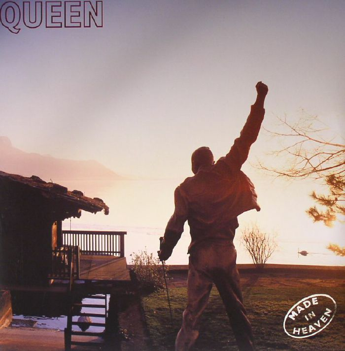 QUEEN - Made In Heaven (halfspeed mastered)