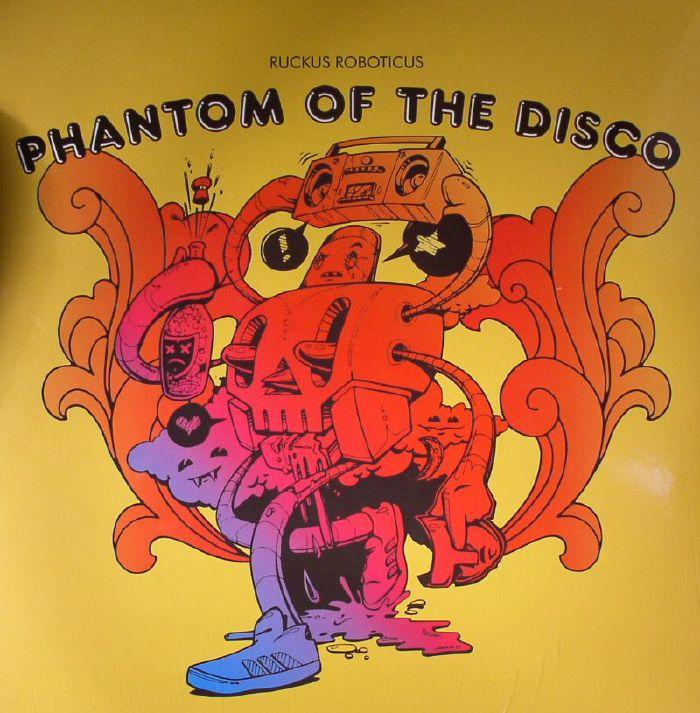 RUCKUS ROBOTICUS - Phantom Of The Disco