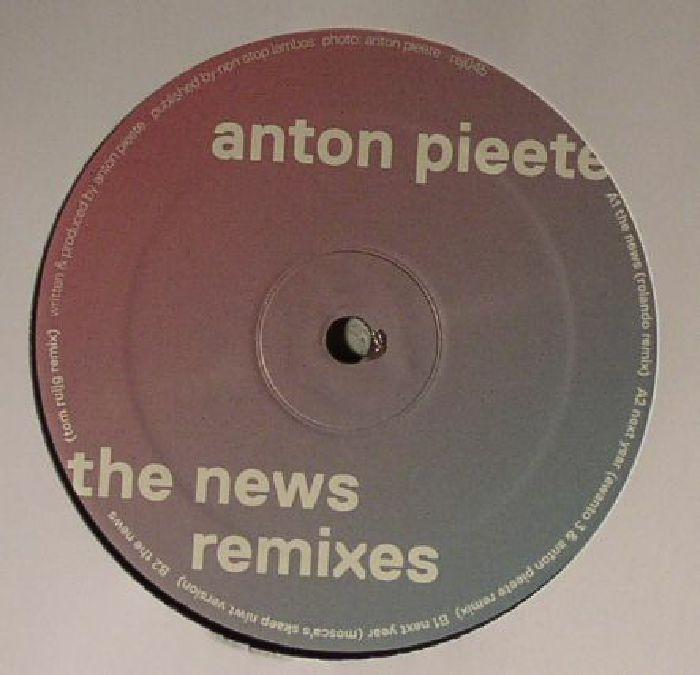 PIEETE, Anton - The News Remixes