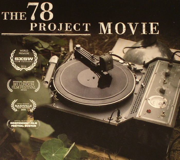 VARIOUS - The 78 Project Movie