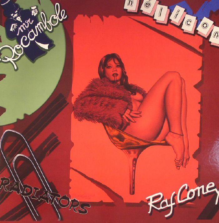 HELICON/RADIATORS/RAF CONEY/MR ROCAMBOLE - Dreamer Cafe