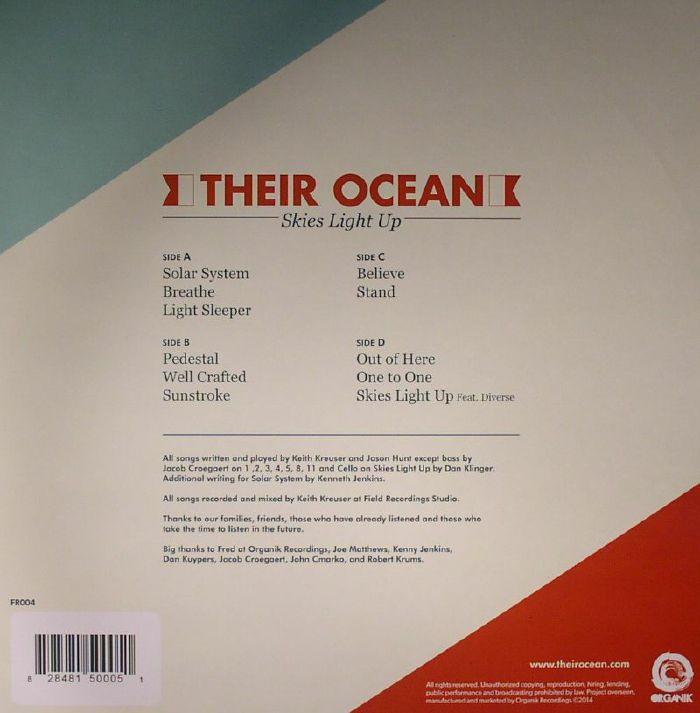 THEIR OCEAN - Skies Light Up