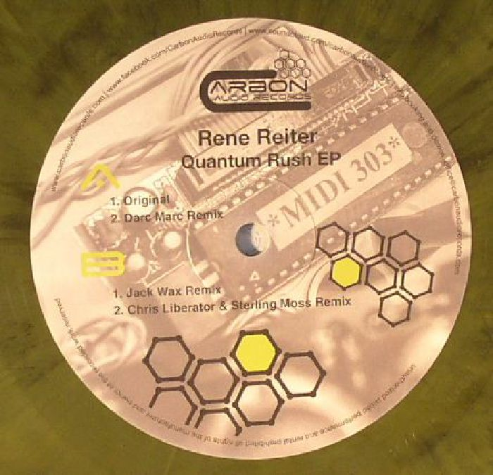 REITER, Rene - Quantum Rush EP