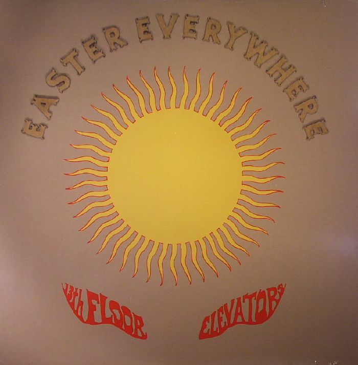 13th floor elevators easter everywhere vinyl at juno records for 13th floor elevators electric jug