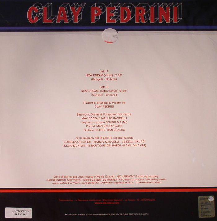 PEDRINI, Clay - New Dream