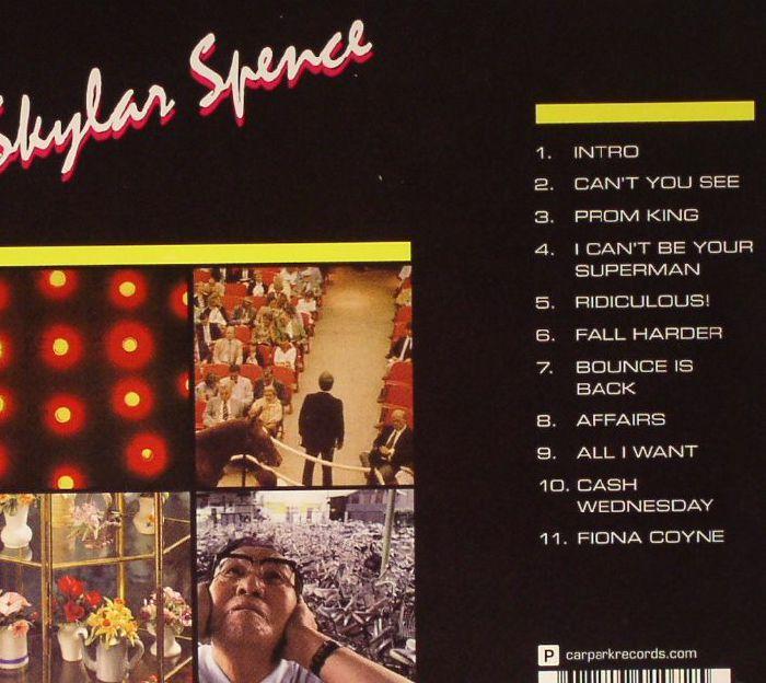 SPENCE, Skylar - Prom King