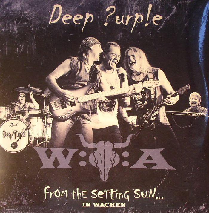 DEEP PURPLE - From The Setting Sun: In Wacken