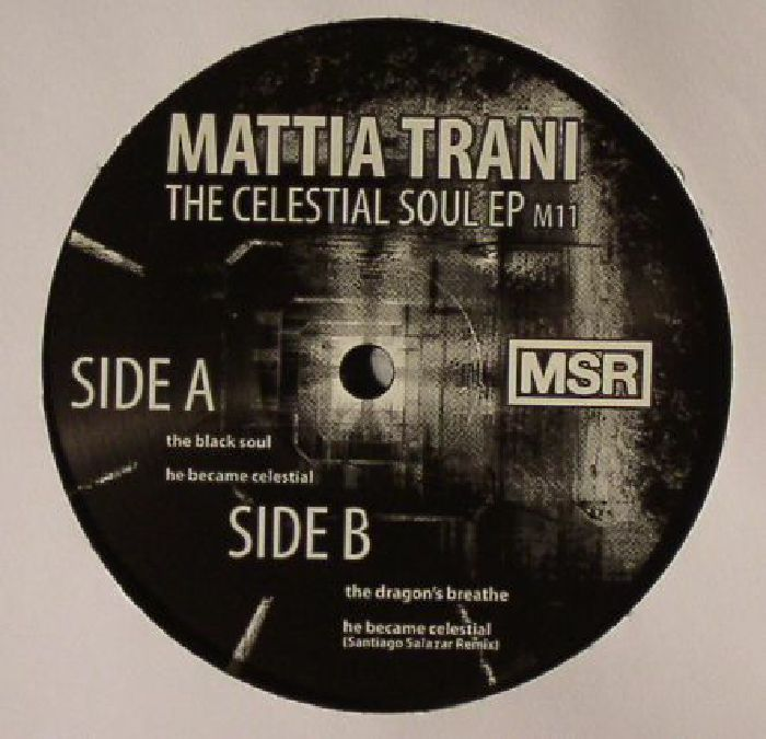 TRANI, Mattia - The Celestial Soul EP