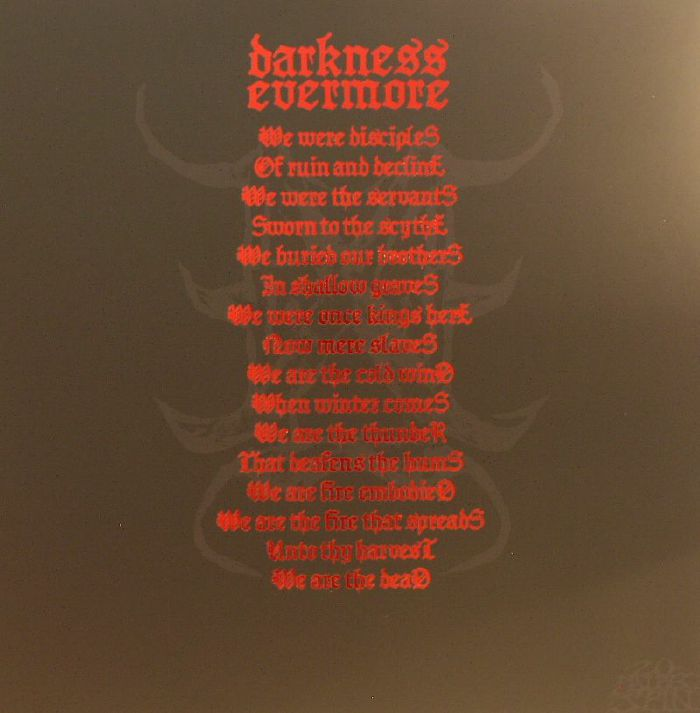 NIGHTFELL - Darkness Evermore