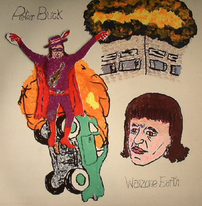 BUCK, Peter - Warzone Earth