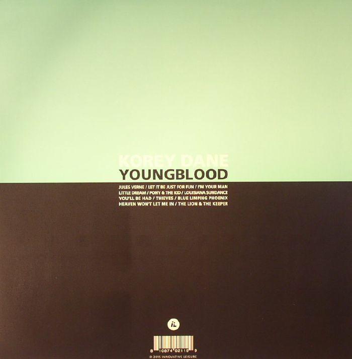 DANE, Korey - Youngblood