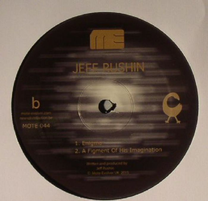 RUSHIN, Jeff - A Figment Of His Imagination