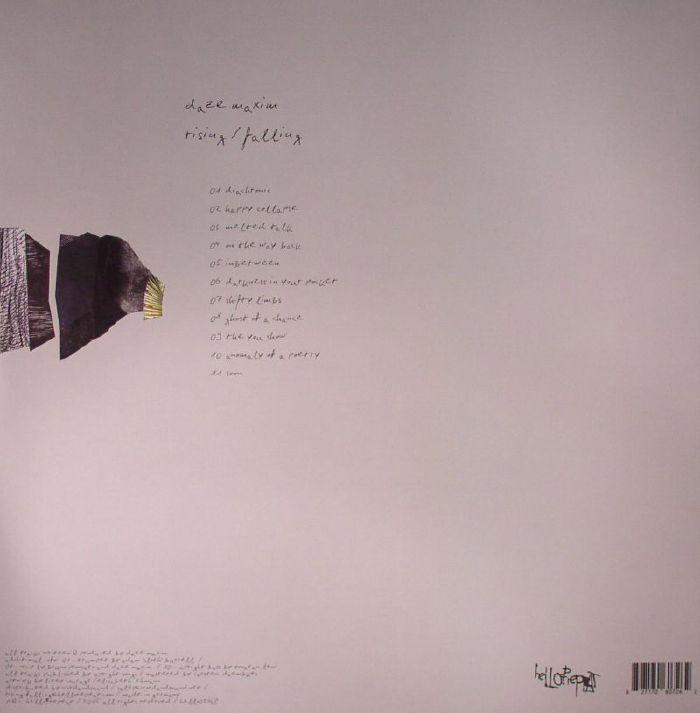 DAZE MAXIM - Rising/Falling
