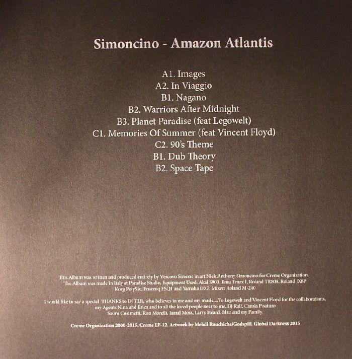 SIMONCINO - Amazon Atlantis