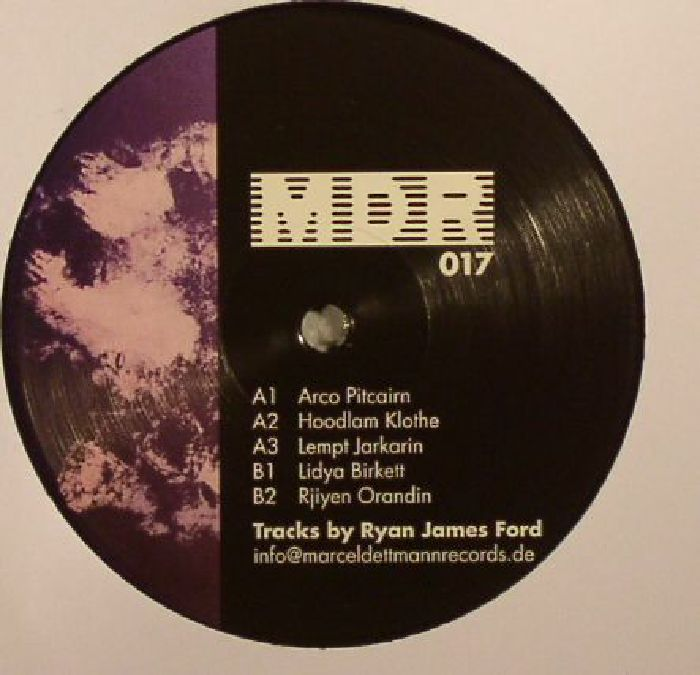 FORD, Ryan James - MDR 17