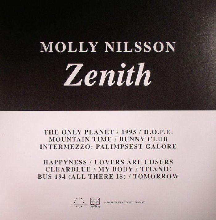 NILSSON, Molly - Zenith