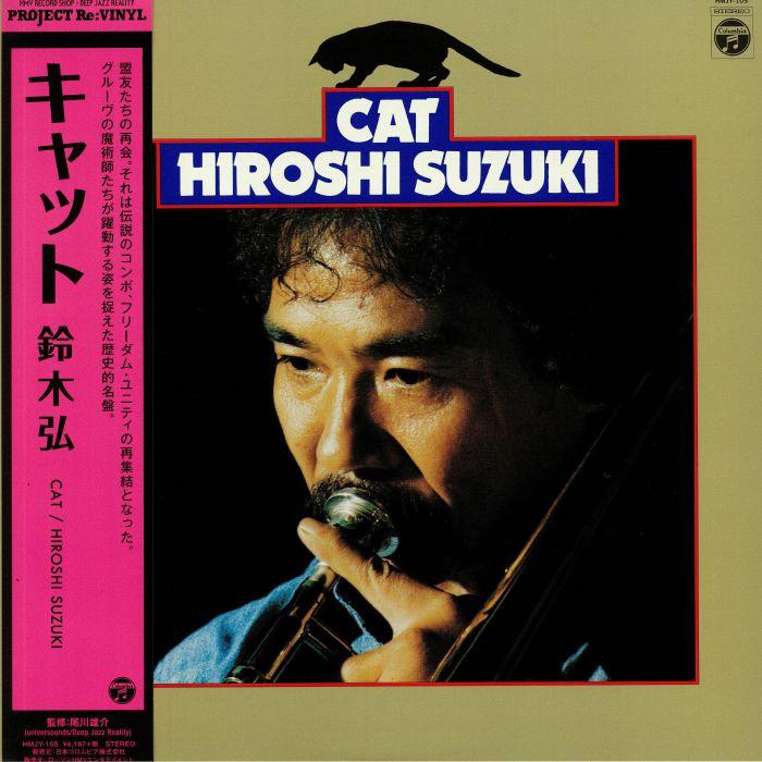 Hiroshi Suzuki Cat Vinyl