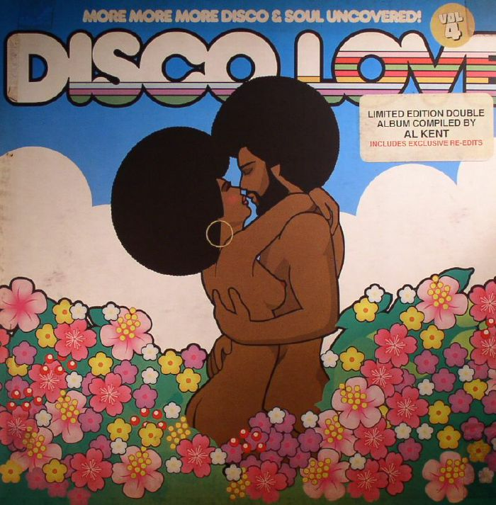 KENT, Al/VARIOUS - Disco Love Vol 4: More More More Disco & Soul Uncovered