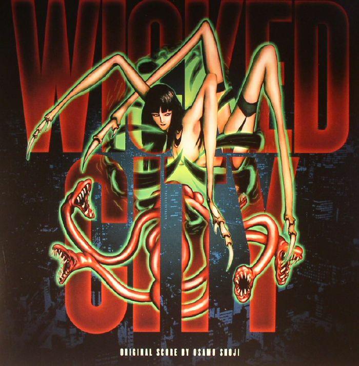 Osamu Shoji Wicked City Soundtrack Vinyl At Juno Records