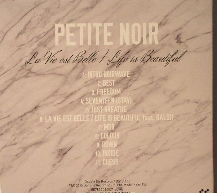 PETITE NOIR - La Vie Est Belle/Life Is Beautiful