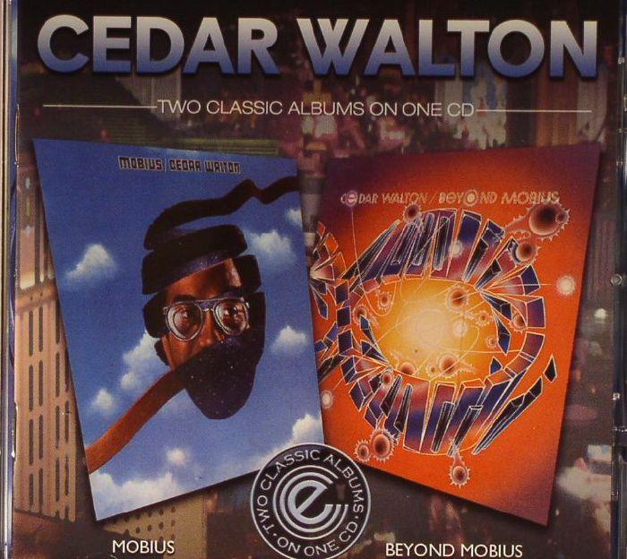 WALTON, Cedar - Mobius/Beyond Mobius