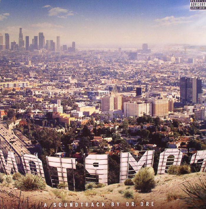 DR DRE - Compton: A Soundtrack By Dr Dre (Soundtrack)