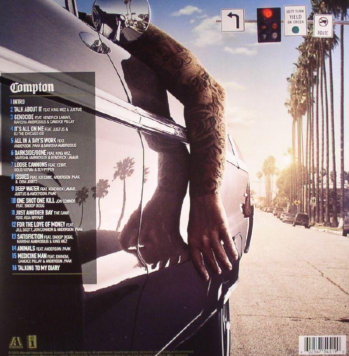 Compton (album)