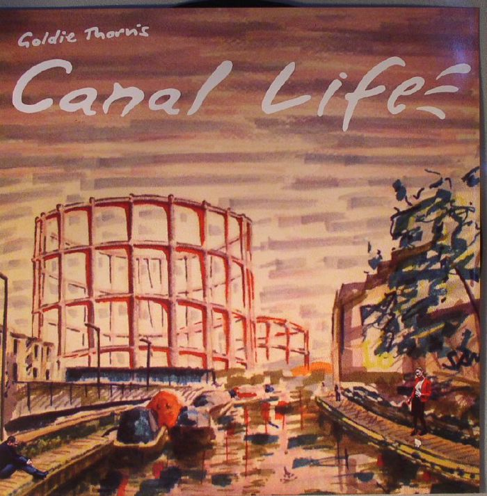 GOLDIE THORN - Canal Life
