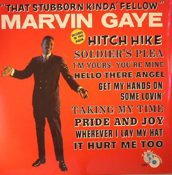 GAYE, Marvin - The Stubborn Kinda Fellow