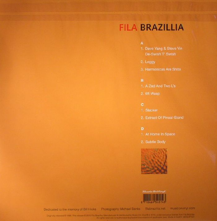 FILA BRAZILLIA - Maim That Tune (20th Anniversary Edition)