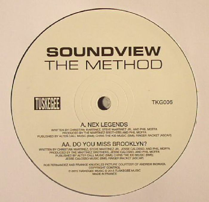SOUNDVIEW - The Method