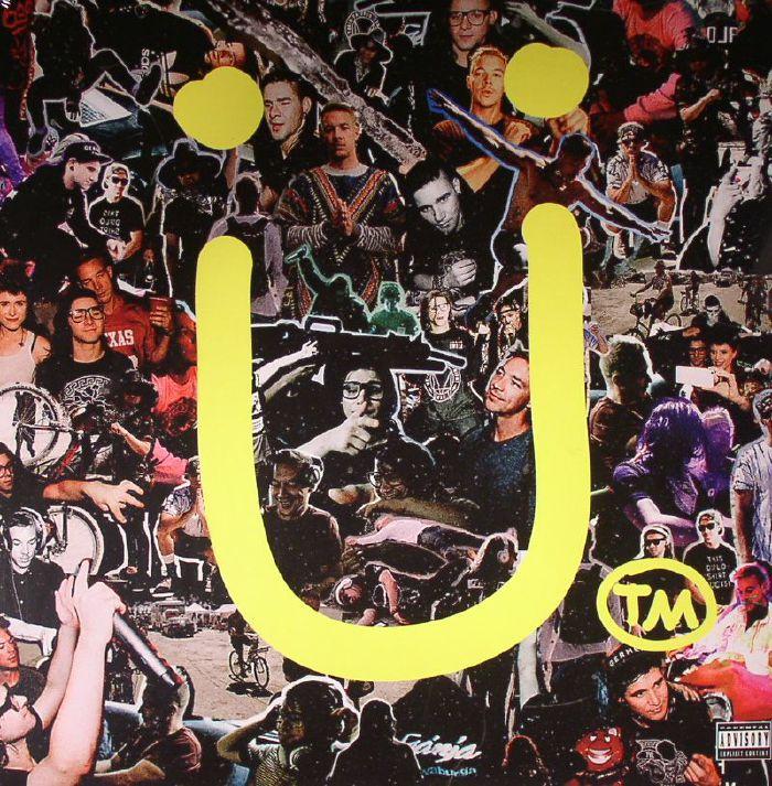 Skrillex Diplo Jack U Vinyl At Juno Records