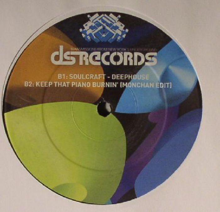 ROMERO, Alfredo/SOULCRAFT - DS Records #5