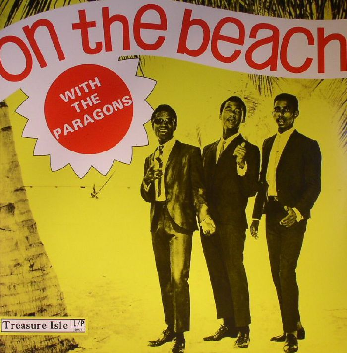 PARAGONS, The - On The Beach