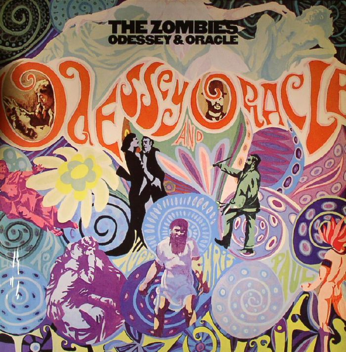 The Zombies Odessey Amp Oracle Vinyl At Juno Records