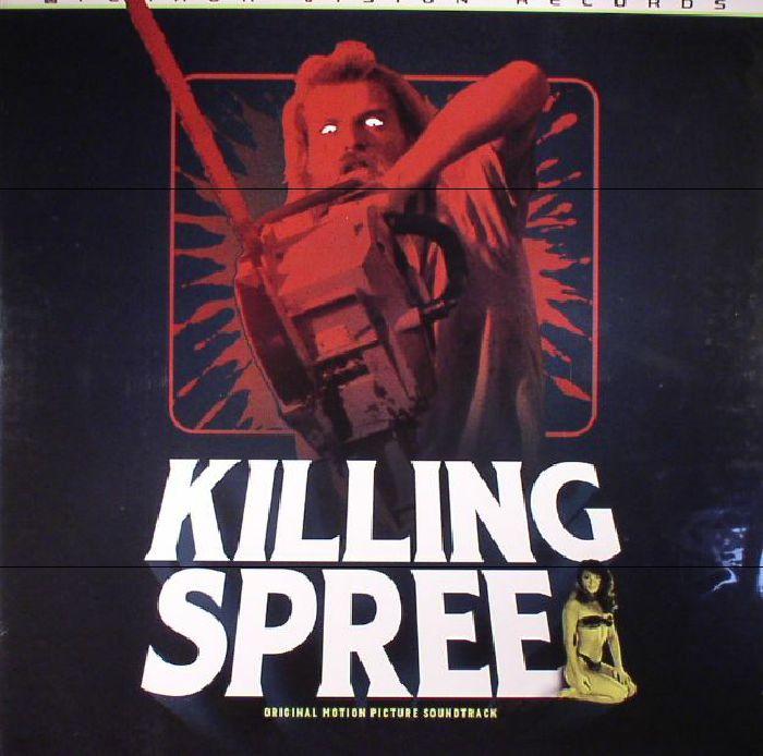 MONROE, Perry - Killing Spree (Soundtrack)